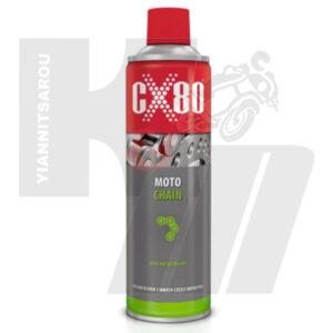 Spray αλυσίδας cx80
