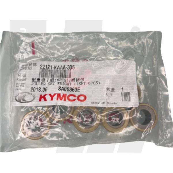 Weight roller Kymco Original
