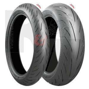 Bridgestone s22 set. FRONT-REAR