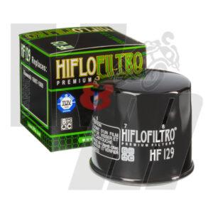 oil filter hf129 hiflofiltro 0697-129-00