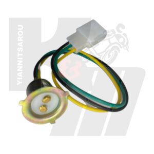 touil headlight fm-lb-cf 0802-000-000
